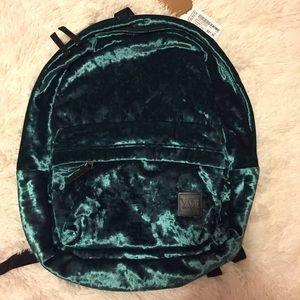 91024950b92 Vans Bags - Vans velvet backpack